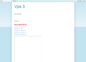 lifevps3.blogspot.com