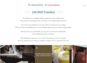 lifewelltravelled.cathaypacific.com