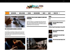 lifewithasideofcoffee.com