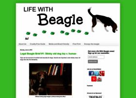 lifewithbeagle.com