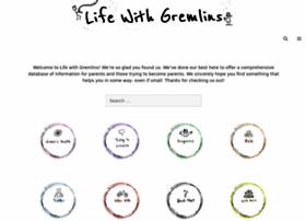 lifewithgremlins.com