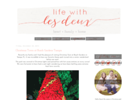 lifewithlesdeux.com
