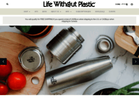 lifewithoutplastic.com