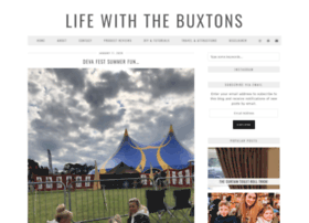 lifewiththebuxtons.com