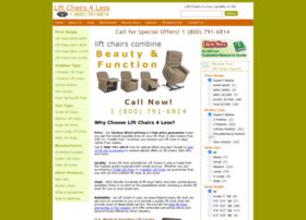 Lift-chairs-4-less.com