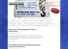 liftingequipmentdirectuk.co.uk