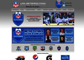 ligametrofutbol.com