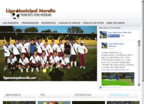 ligamunicipalmorelia.com