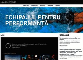 ligasportivilor.ro