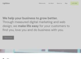 lightboxwebsitedesign.co.uk