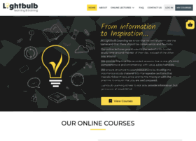 lightbulblearning.co.za