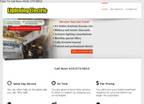 lightelectriciansandiego.weebly.com