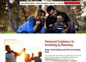 lightfinancialservices.com