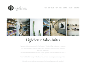lighthousesalonsuites.com