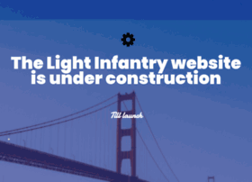 lightinfantry.me.uk