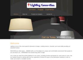 lighting-connection.com
