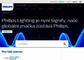lighting.philips.cz