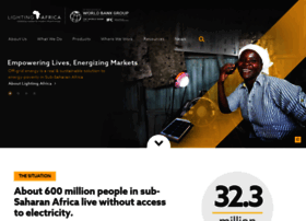 lightingafrica.org