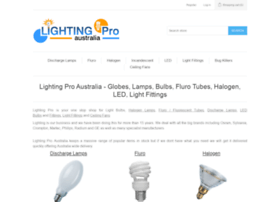lightingpro.com.au