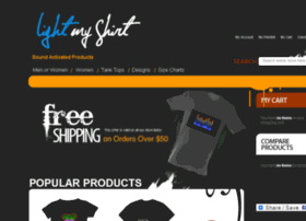 lightmyshirt.com