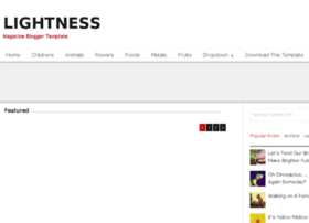lightness.templateify.com