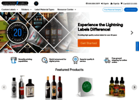 lightninglabels.com