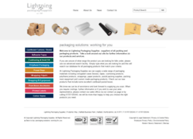 lightningpackaging.co.uk