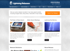 lightningreleases.com