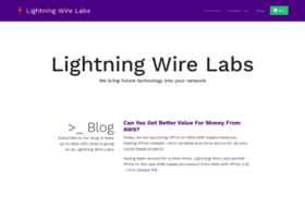 lightningwirelabs.com