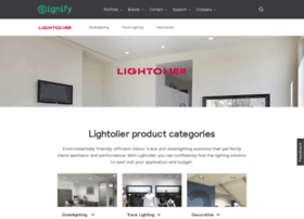 lightolier.com