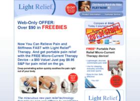 lightrelief.com