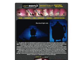 lightrightreflector.com