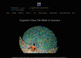 lightstreamsglasstile.com