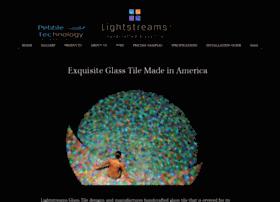 lightstreamsglasstile.com