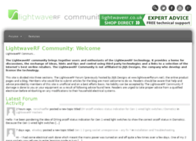lightwaverfcommunity.org.uk