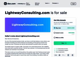 lightwayconsulting.com