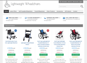 lightweight-wheelchairs.co.uk