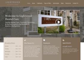 lightwooddental.com