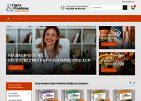 ligne-et-proteines.com