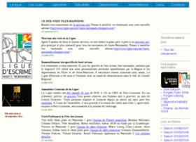 ligue-escrime-haute-normandie.com