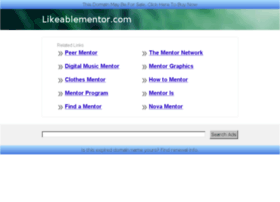 likeablementor.com