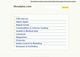 likealpha.com