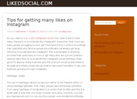 likedsocial.com