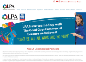 likemindedpainters.com.au