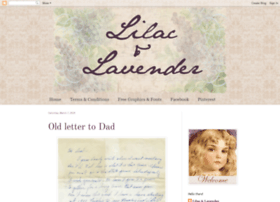 lilac-n-lavender.blogspot.com
