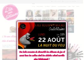 lileauxartisans.fr