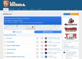 lilhonda.com