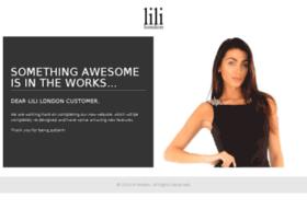 lili-london.com