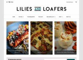 liliesandloafers.com