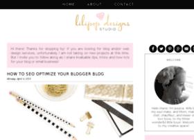 lilipopdesigns.com